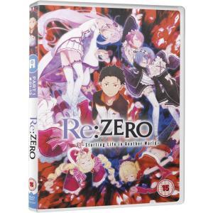 【タイトル】 Re:ゼロから始める異世界生活 コンプリート DVD-BOX1 (1-12話 300分...