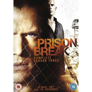 【タイトル】 Prison Break: Complete Season 3 [Region B] ...