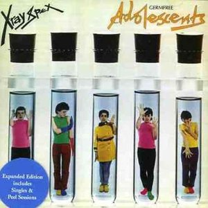 X-Ray Spex - Germ Free Adolescents (Expanded) (CD) wdplace