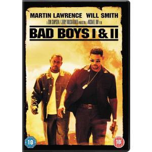 【タイトル】 Bad Boys (1995) / Bad Boys II - Set