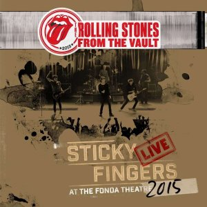 The Rolling Stones: From The Vault - Sticky Fingers Live At The Fonda Theatre (DVD+CD) (NTSC)