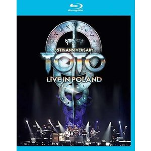 Toto - 35th Anniversary Tour - Live In Poland (2014) (Blu-ray)