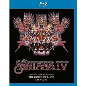 Santana: Santana IV - Live At The House Of Blues Las Vegas (NTSC) (Blu-ray)