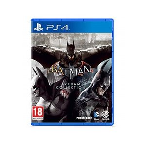 Batman Arkham Collection (Standard Edition) (PS4) 輸入版|wdplace