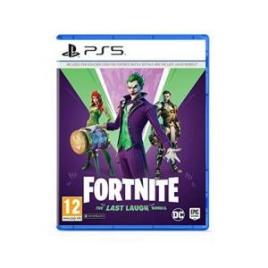 Fortnite The Last Laugh Bundle (PS5) 輸入版|wdplace