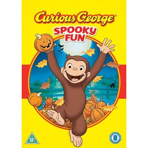 Curious George: Spooky Tales (DVD)