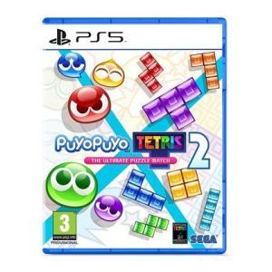Puyo Puyo Tetris 2 (PS5) 輸入版|wdplace