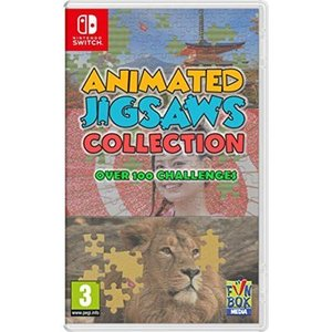 Animated Jigsaws Collection (Nintendo Switch) - Code in Box 輸入版|wdplace