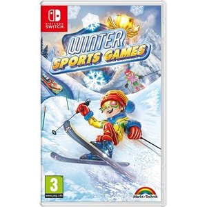 Winter Sports Games (Nintendo Switch) 輸入版|wdplace
