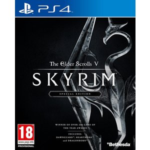 The Elder Scrolls V: Skyrim Special Edition (PS4) 輸入版|wdplace