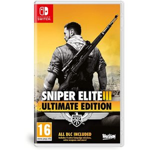 Sniper Elite III Ultimate Edition (Nintendo Switch) 輸入版|wdplace