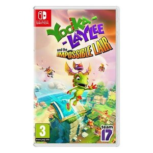Yooka-Laylee and the Impossible Lair (Nintendo Switch) 輸入版|wdplace