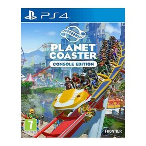 Planet Coaster Console Edition (PS4) 輸入版|wdplace