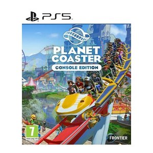 Planet Coaster: Console Edition (PS5) 輸入版|wdplace