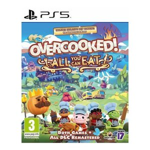 Overcooked! All You Can Eat (PS5) 輸入版|wdplace