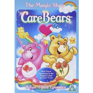 【タイトル】 Care Bears: The Magic Shop [Region 2]