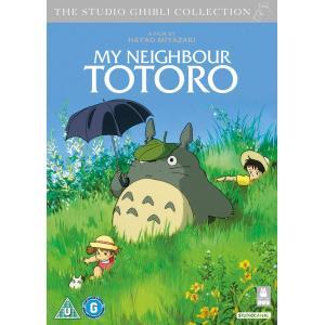 となりのトトロ DVD (UK版)