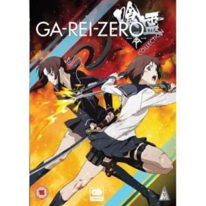 喰霊-零- DVD (UK版)