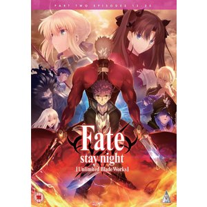 【タイトル】 Fate Stay Night: Unlimited Blade Works - Pa...