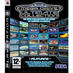 SEGA Mega Drive Ultimate Collection - Essentials (...