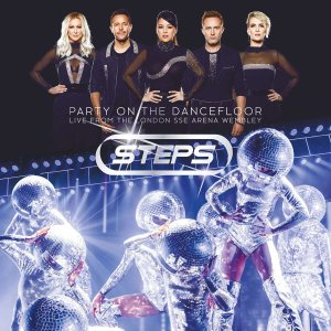 Steps - Party On The Dancefloor - Live From The London SSE Wembley Arena (Standard Version) (CD) wdplace