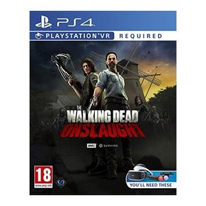 The Walking Dead: Onslaught (PS4) 輸入版 wdplace
