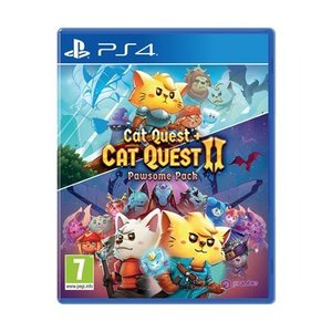 Cat Quest 2 - Pawsome Pack ( 1 & 2 ) (PS4) 輸入版|wdplace