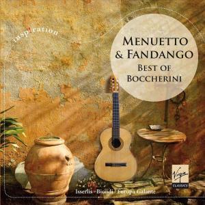 Menuetto & Fandango: Best of Boccherini (CD)
