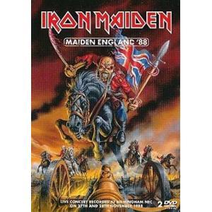 Iron Maiden - Maiden England (DVD) (Live Recording)
