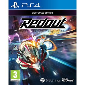 Redout Lightspeed Edition (PS4) 輸入版|wdplace