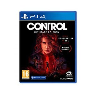 Control Ultimate Edition (PS4) 輸入版|wdplace