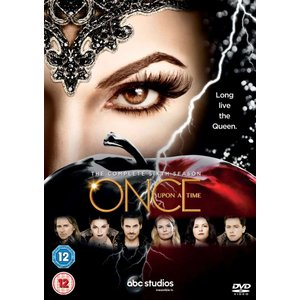 Once Upon A Time S6 (DVD)|wdplace