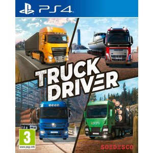 Truck Driver (PS4) 輸入版|wdplace