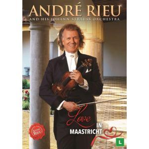 Andre Rieu Johann Strauss Orchestra - Love In Maastricht (DVD) (NTSC)
