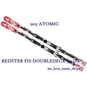旧モデル処分 ATOMIC REDSTER FIS DOUB...