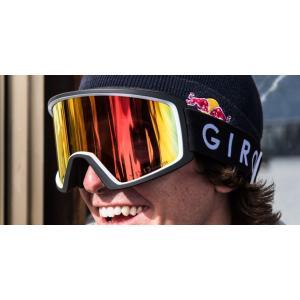 旧モデル処分 GIRO BLOK GREY PISTE OUT/Vivid Onyx ジロ スキー スノボー ゴーグル|we-love-snow|03