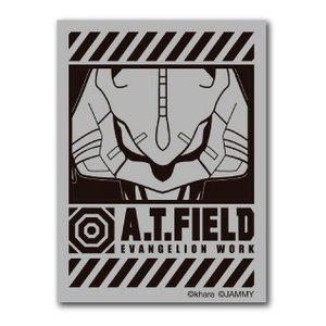 A.T.FIELD ステッカー 初号機アップ ATF003R 反射素材 エヴァンゲリオン|we-love-sticker