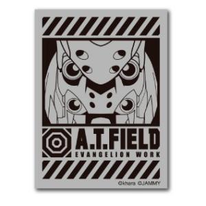 A.T.FIELD ステッカー 弐号機アップ ATF004R 反射素材 エヴァンゲリオン|we-love-sticker