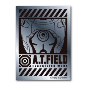 A.T.FIELD ステッカー 零号機アップ ATF005S 鏡面 シルバー エヴァンゲリオン|we-love-sticker
