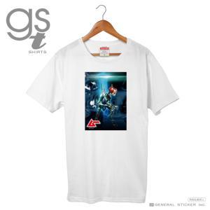 【ネット限定商品】 ムー Tシャツ インセクトイド M、L、XLの3サイズ ホワイト メンズ プリント ミステリー 月刊ムー公認 GST026 gs グッズ we-love-sticker
