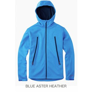 50%oFF!! BURTON CLEAN FLEECE BLUE ASTER HEATHER|weatherreport