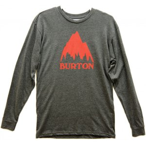 50%OFF!! BURTON Classic Mountain LS RPET|weatherreport