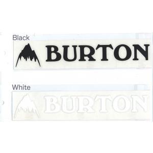 BURTON LOGO STICKER バートンロゴステッカー|weatherreport