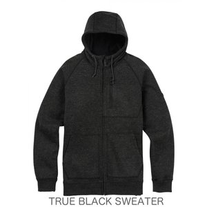45%OFF!! BURTON Bonded Full-Zip Hoodie|weatherreport