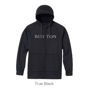 45%OFF!! BURTON Crown Bonded Full-Zip Hoodie|weatherreport