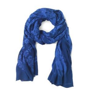 ステラ&ドット ブライアントパーク スカーフ ブルー|web-beauty