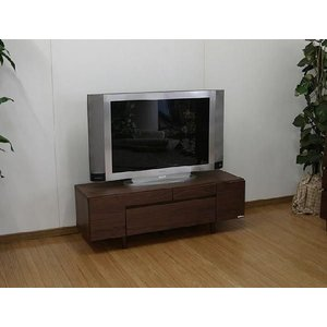 モダンでありながらクラシックな120TVチェスト TVボード テレビ収納 テレビラック 国産品 web-interior