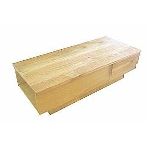 100センターテーブル ナチュラル色 立体感のある個性的なセンターテーブル 長方形 ローテーブル リビングテーブル 送料無料 web-interior