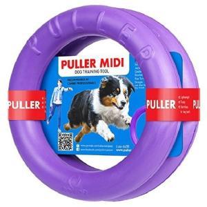 Dear・Children ドッグトレーニング玩具 PULLER Midi 中|web-mark