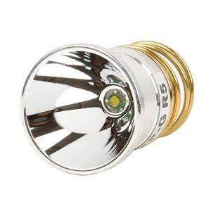 Veeki懐中電灯電球、650ルーメンのLED電球、T6 Single Mode 3.0-18V D...